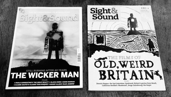 Sight & Sound-2013-The Wickerman-2010-The Films Of Old Weird Britain