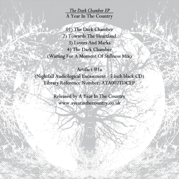 The Dark Chamber-insert-The Marks Upon The Land-A Year In The Country