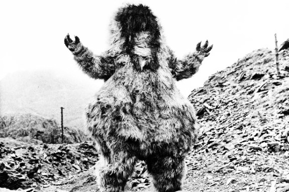The abominable snowman-doctor who-A Year In The Country-1