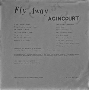 Fly Away-Agincourt-1970-acid folk-4