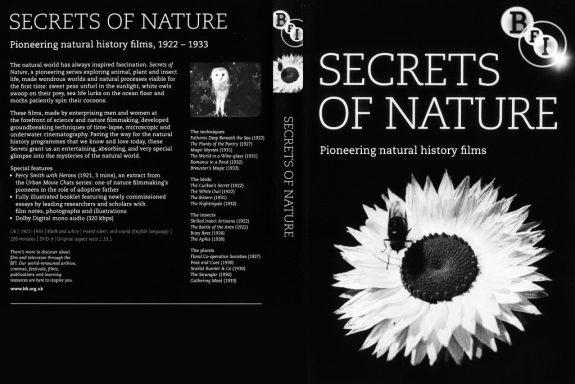 Secrets Of Nature-BFI DVD-1