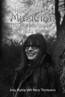 The Accidental Musican-Judy Dyble-Dave Thompson-book