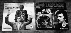 The Wicker Man-Dont Look Now-double bill-The Guardian and The Observer DVDs