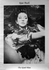 Kate Bush-The Ninth Wave-poster