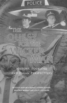The Quest For The Wicker Man-Benjamin Franks-book