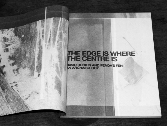 The Edge Is Where The Centre Is-inner page 1-books-Texte und tone-Pendas Fen-David Rudkin-Mordant Music