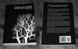 A-Year-In-The-Country-Wandering-Through-Spectral-Fields-book-Stephen-Prince-front-and back covers