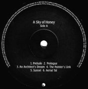 Kate Bush-Aerial-A Sky of Honey-vinyl label-side a