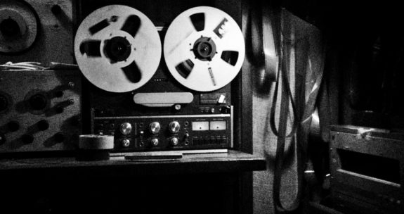 Peter Strickland-Berberian Sound Studio-tape cassette recorder-reel to reel