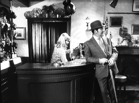 The Avengers-Series 5-1967-Murdersville-village pub
