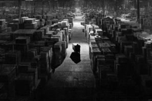 Raiders of the Lost Ark-last scene-warehouse