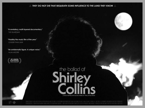 The Ballad of Shirley Collins-film poster
