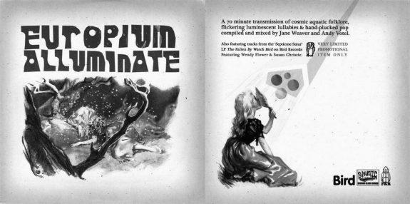 Europium Alluminate-Jane Weaver-Andy Votel-Septieme Soeur-The Fallen by Watch Bird