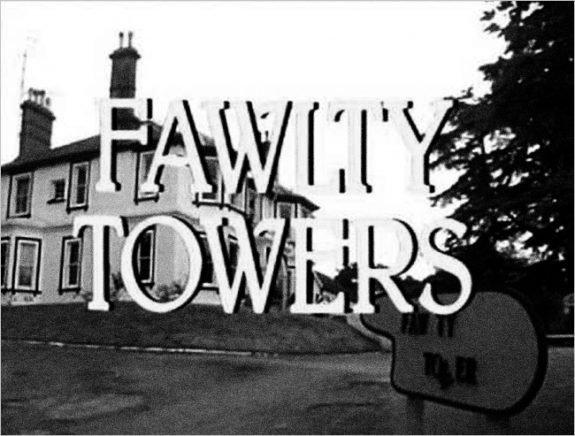 Fawlty Towers-introduction image