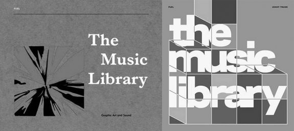 The Music Library-Jonny Trunk-2005 and 2016-library music books-Fuel