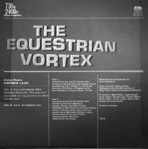 The Equestrian Vortex-Voice Reels-Andrew Liles-vinyl release