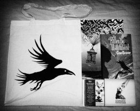 The Fallen By Watchbird-Jane Weaver Septieme Soeur-CDs-book-poster-bag