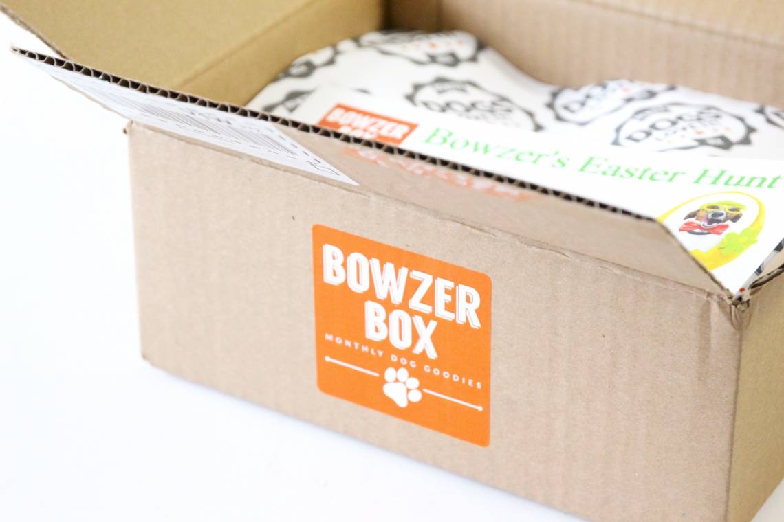 Bowzer Box March 2016 1