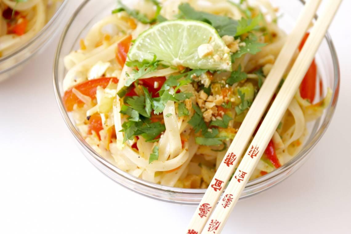 Glass Noodle Stir Fry 3
