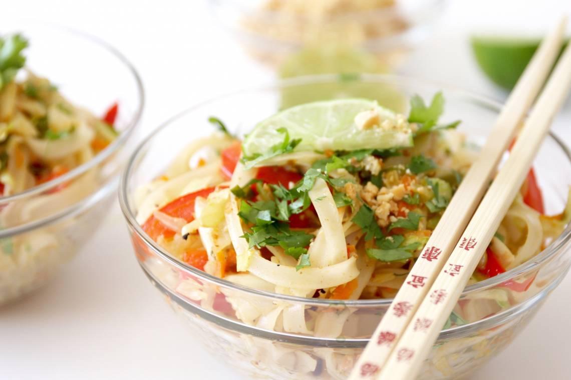 Glass Noodle Stir Fry 4