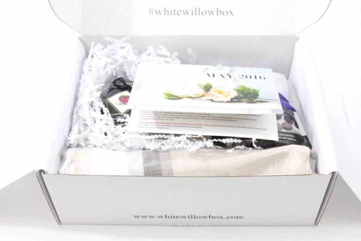 White Willow Box May 2016 3