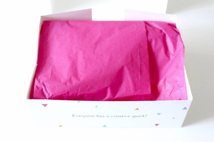 Brika Subscription Gift Box Review June 2016 2
