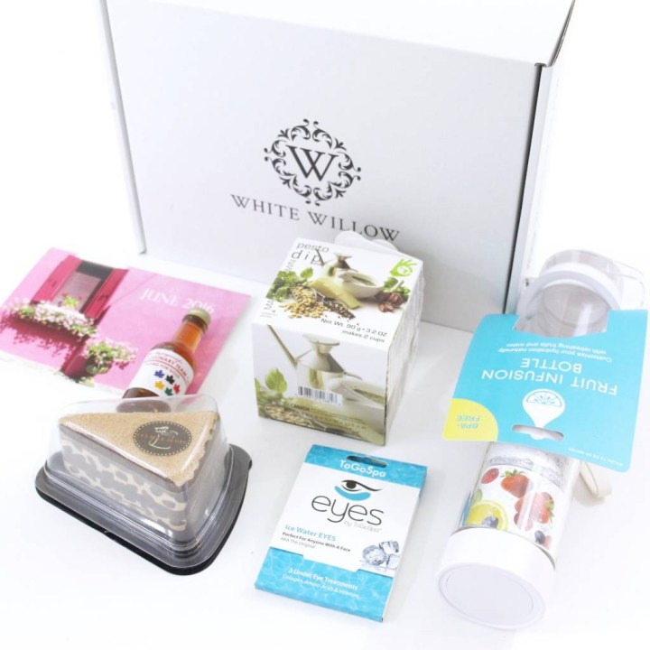 White Willow Box Review June 2016 6