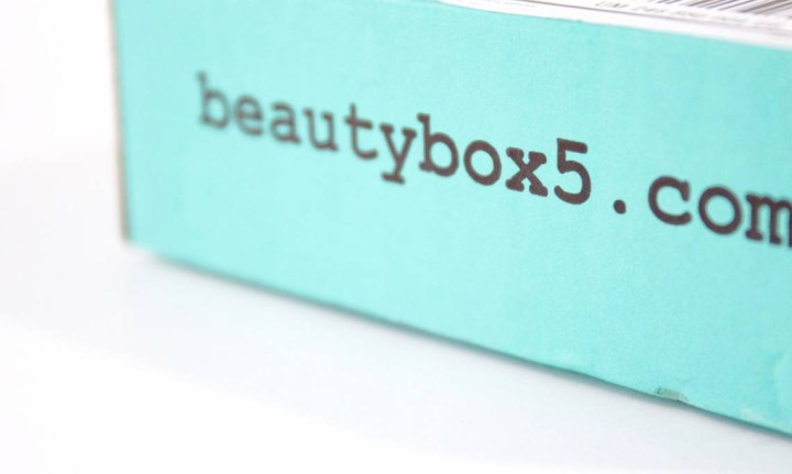 Beauty Box 5 Review July 2016 1