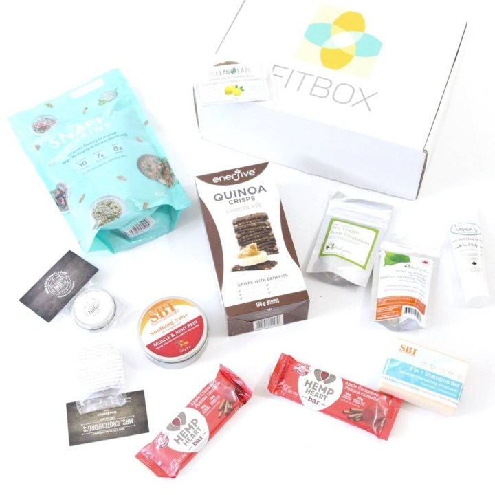 My FitBox Life Review June 2016 5