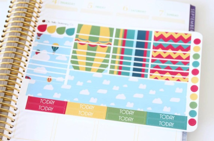 Oh Hello Stationery Co. Review August 2016 6