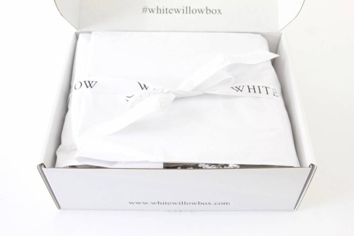 White Willow Box Review July 2016 2