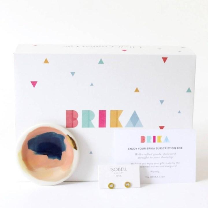 Brika Subscription Gift Box Review 5