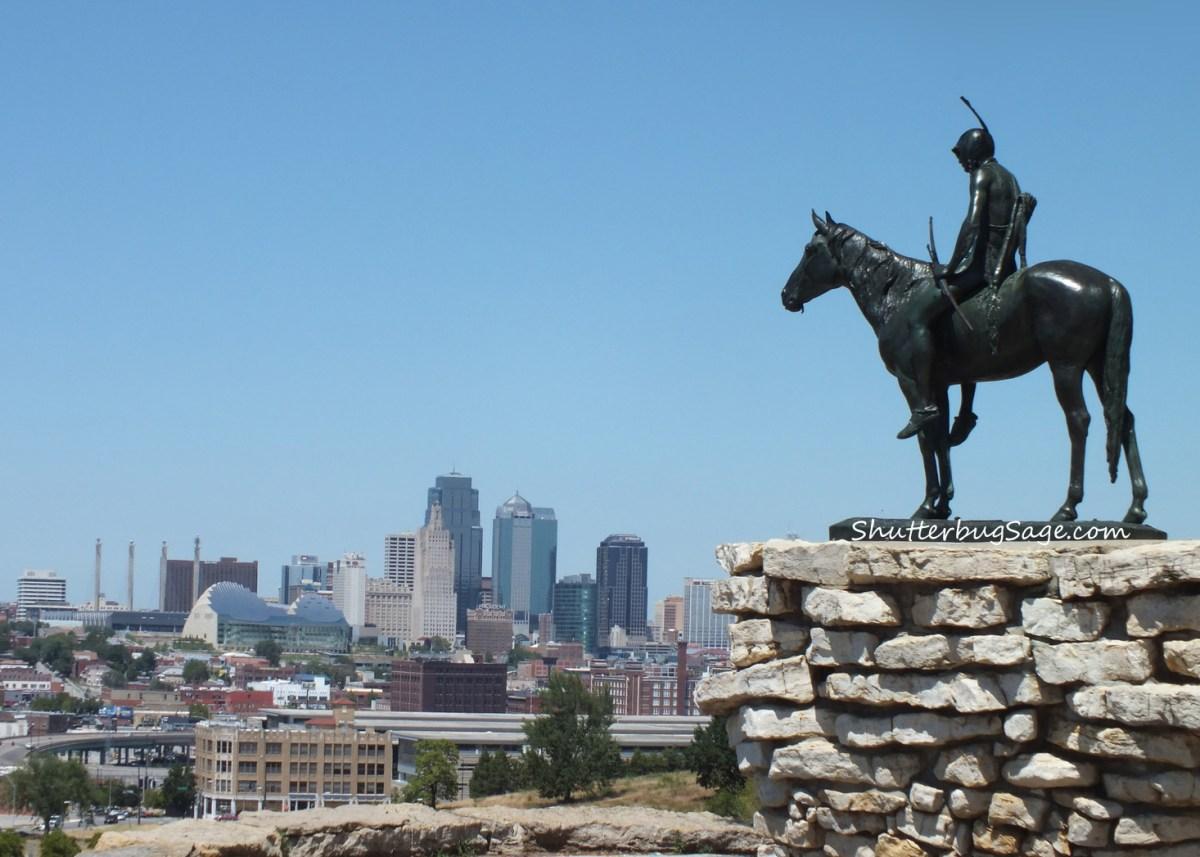Kansas City Scout Statue