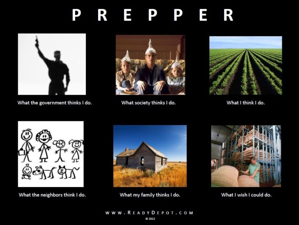 Two Kinds of Preppers and What We Can Learn from Each