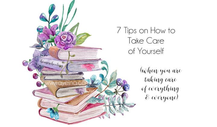 self care goals blog