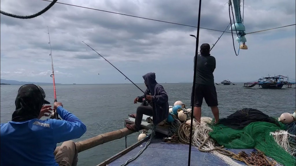 Warming seas affect Tanza fishers, sellers