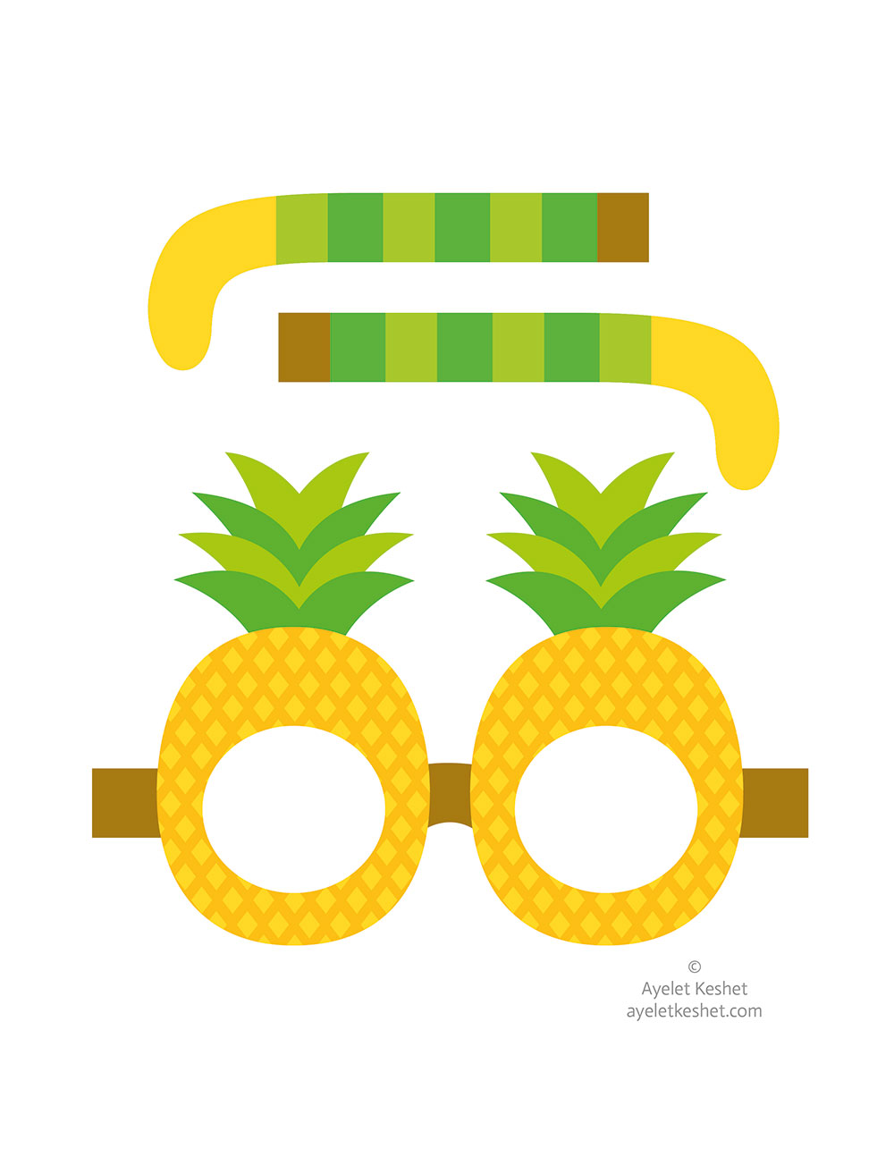 Funky Printable Fruit Coloring Pages Embellishment - Coloring Page ...
