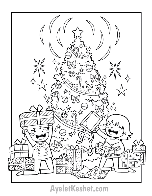 free printable christmas coloring pages for kids ayelet keshet free printable christmas coloring pages