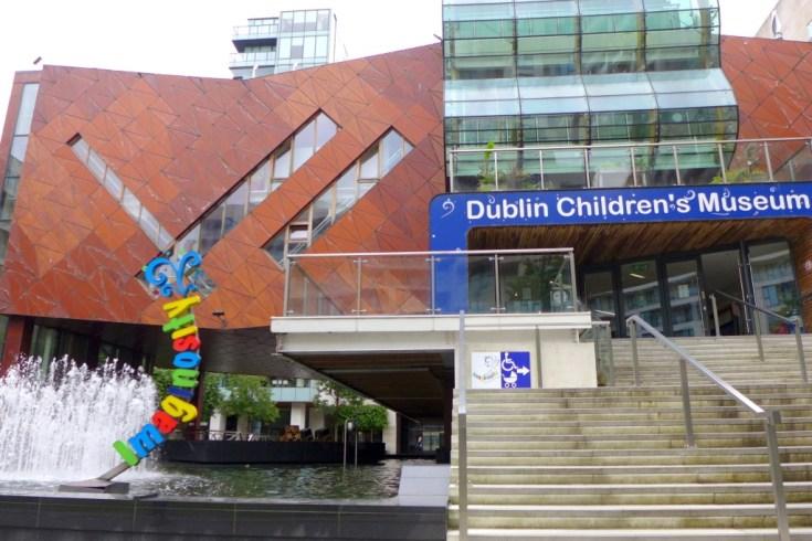Dublin for Kids Imaginosity Childrens Museum Dublin