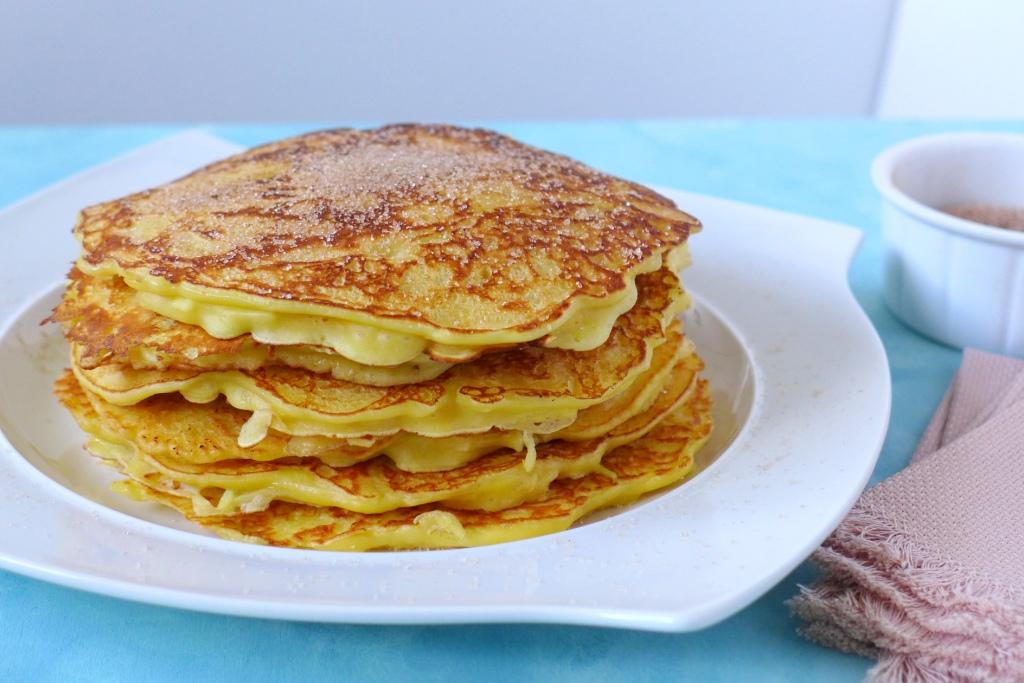 german apple pancakes apfelpfannkuchen