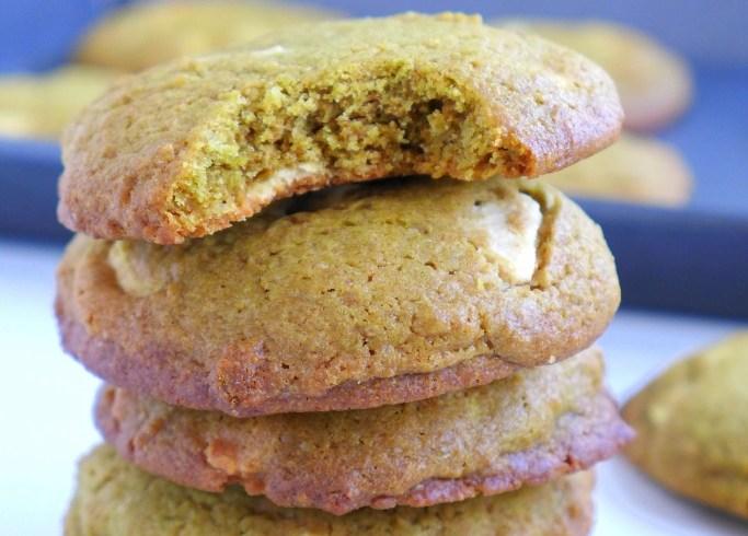 Matcha White Chocolate Chip Cookies Recipe