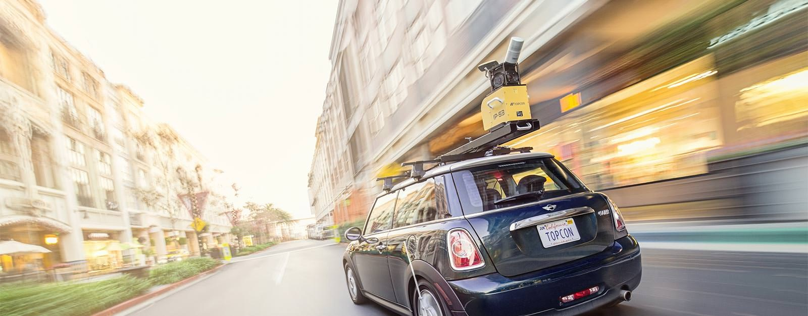 Mobile Mapping System