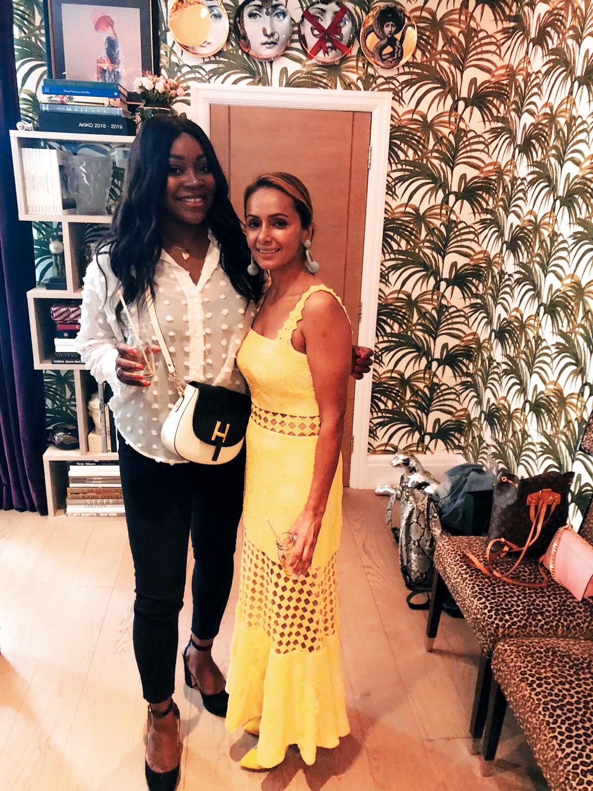 Ayesha Amato Mum a Porter and Bonnie Takhar