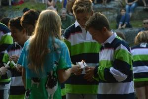 New Hampshire Merrowvista summer camp Voygeurs receive rugby