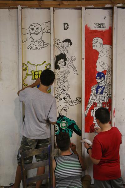 Mural Painting 2016