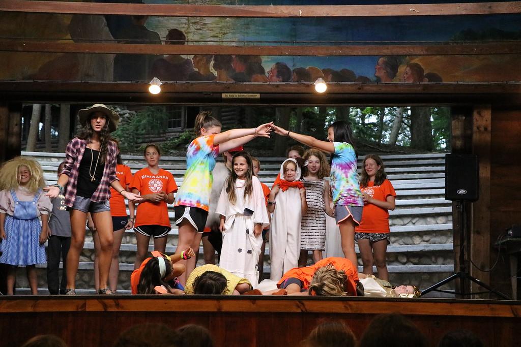 Miniwanca, Girls Camp, Summer Camp, Michigan