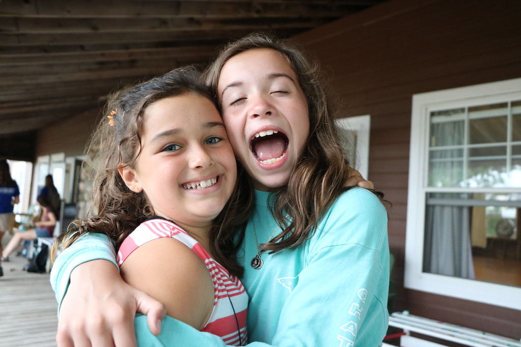 Miniwanca, Girls Camp, Opening Day, Summer Camp, Michigan