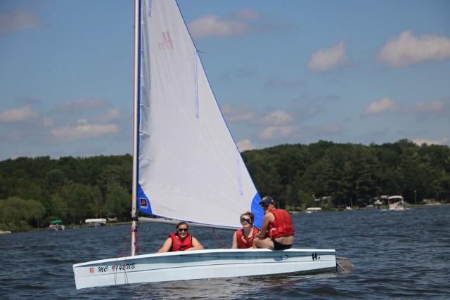 Stony Lake Sailors 2017