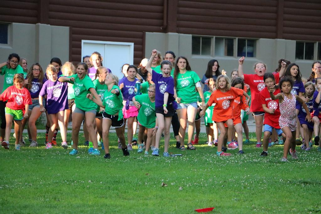Miniwanca Girls Camp, Summer Camp