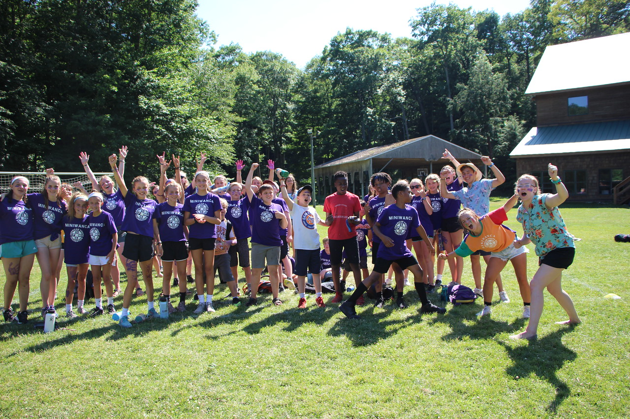 Miniwanca, Girls Camp, Four Fold Tournament